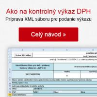 kontroly vykaz DPH