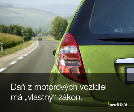 dan-z-motorovych-vozidiel-zakon-fb
