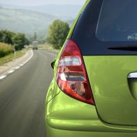 Daň z motorových vozidiel